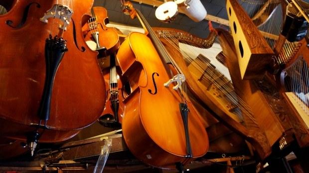 Как купить музыкальные инструменты через Интернет