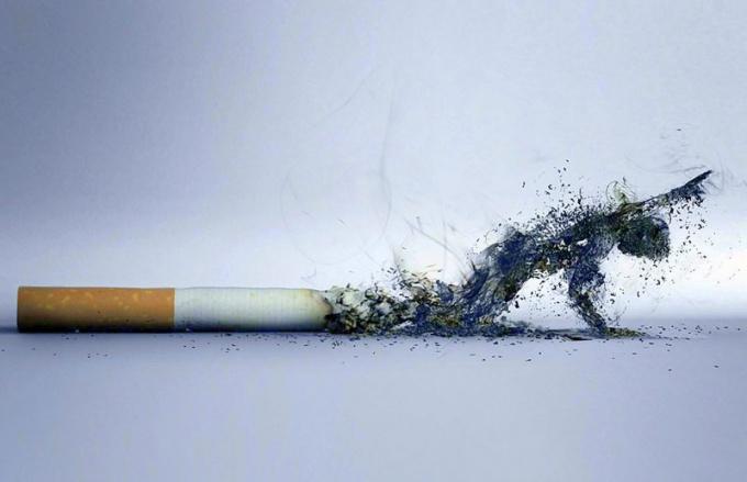 Согласно медстатистике, 85% заболеваний раком легких вызвано именно курением