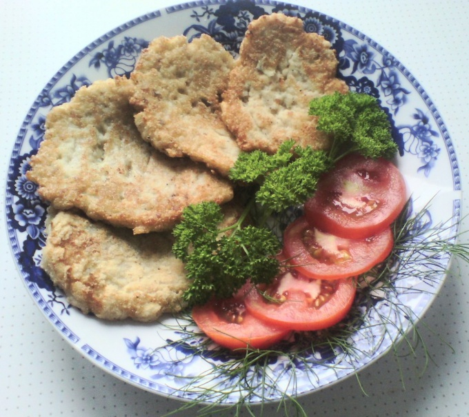 How to make fish fritters