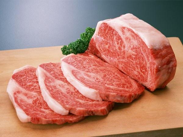 Охлажденное или размороженное мясо