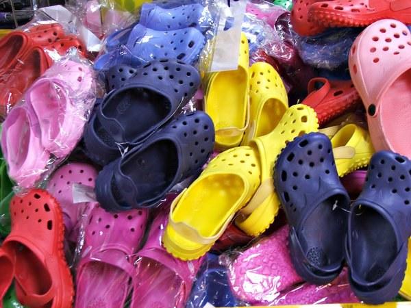 Детская пляжная обувь
