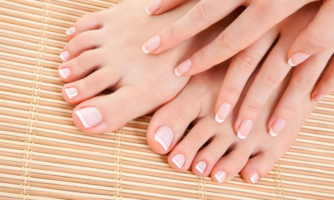 How to make a pedicure