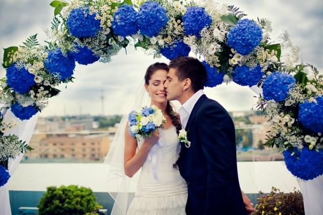 Начало проведения свадьбы без тамады