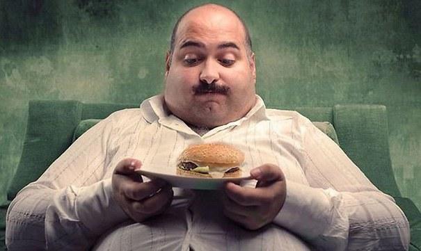 Как уговорить мужа похудеть