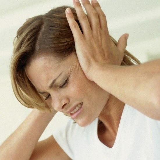 Как лечить боль в ухе
