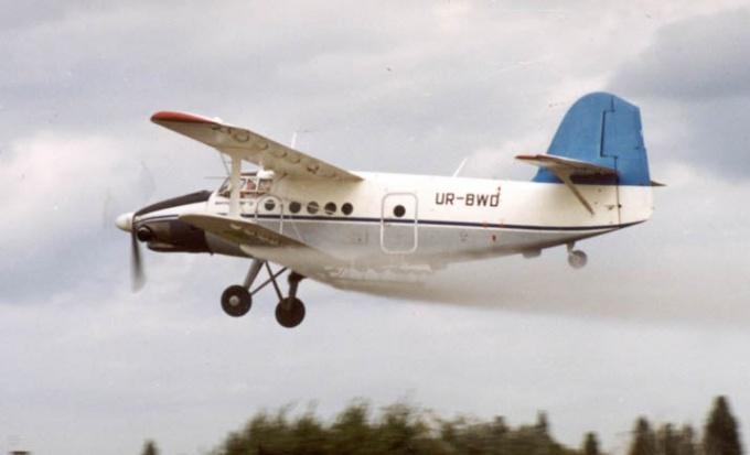 Самолет Ан-3СХ