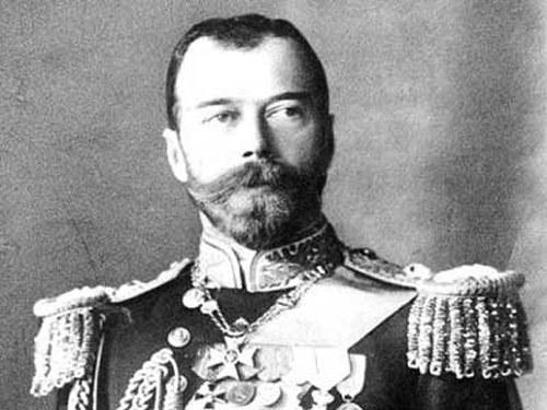 Nicholas II - last Russian Emperor