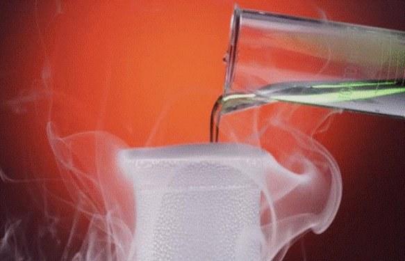 Свойства хлороводородной кислоты