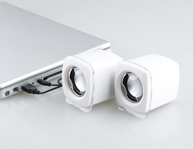 Компактная акустика 2.0 подойдет нетребовательным пользователям