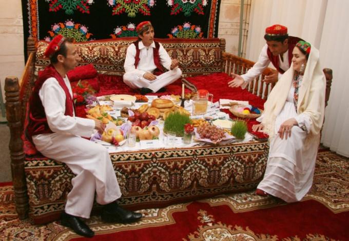 Как по узбекски с новым годом