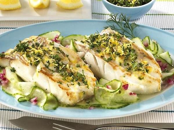 Блюда из судака незаменимым для приверженцев здорового питания