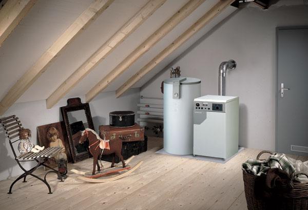 Как выбрать газовый котел отопления