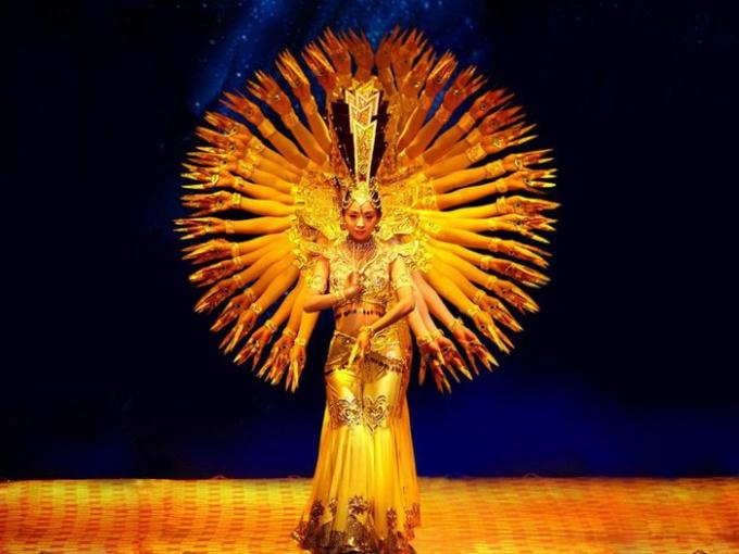 Что такое классический китайский танец
