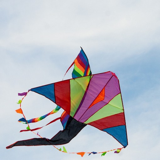 How to assemble a kite
