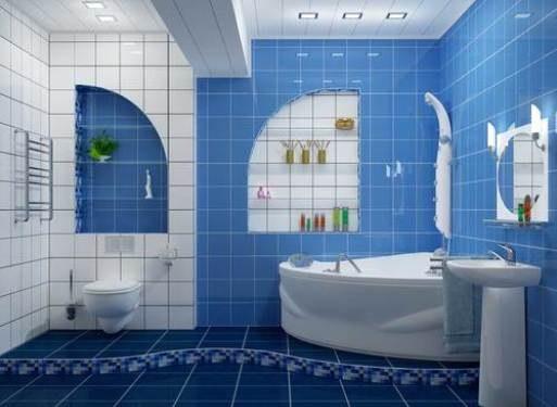 Как рассчитать число плитки для ванной