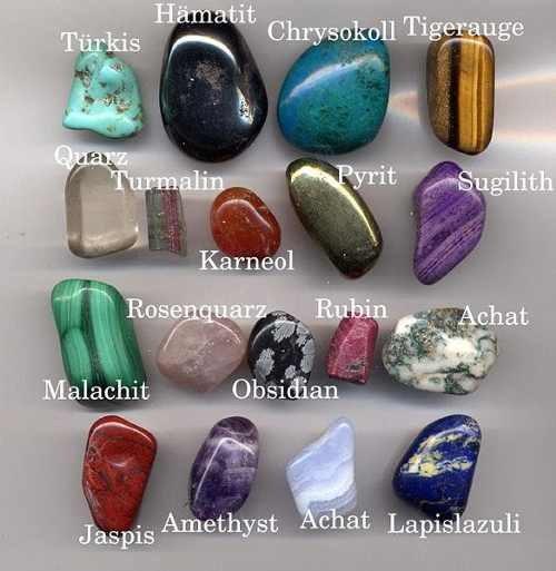 эзотерическое значение камней