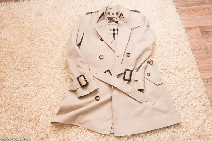 Как правильно сушить пальто