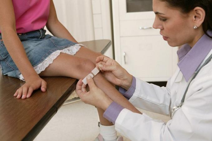 Как лечить суставы у ребенка