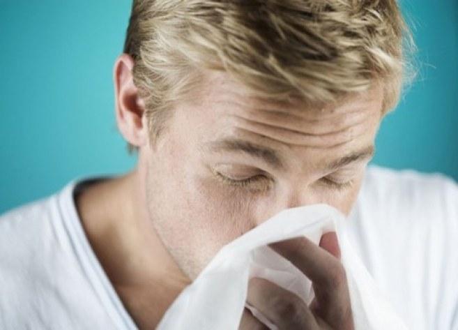 Как остановить насморк, который льет ручьем