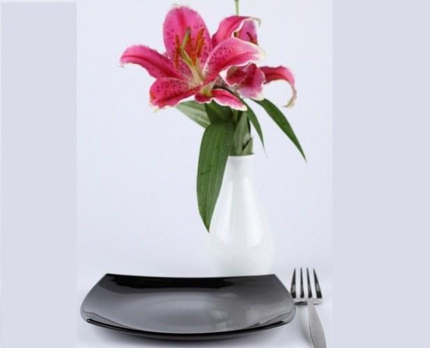 Модная посуда неправильной формы
