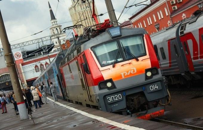 Как устроены двухэтажные поезда