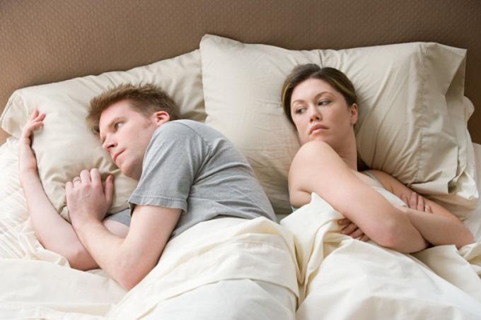 Что делать, если муж не хочет секса