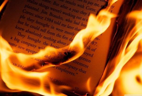 """Как произошла фраза """"рукописи не горят"""""""