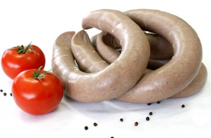 Как приготовить ливерную колбасу