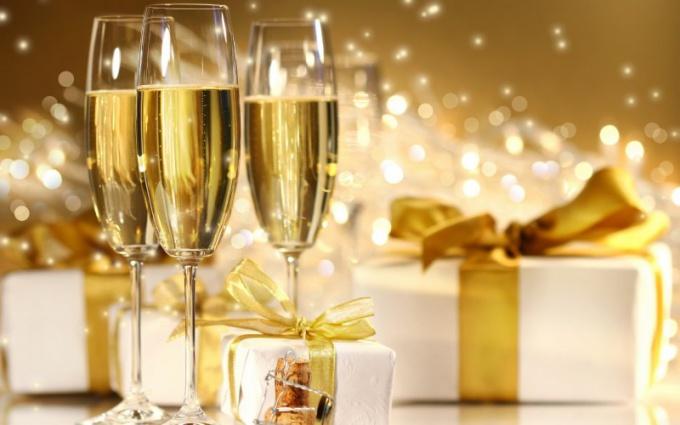 Как выбрать фужеры для шампанского
