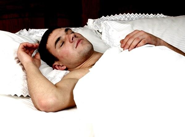 Спать нужно в правильном положении!