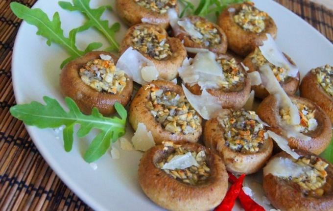 Вкусные и полезные блюда из шампиньонов подходят для разгрузочных дней