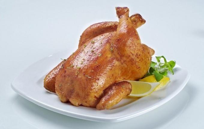 Как приготовить курицу-гриль