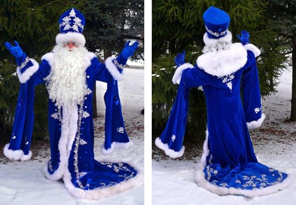 Как выбрать костюм деда Мороза