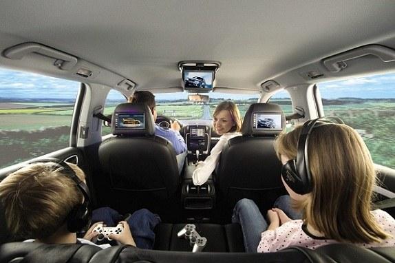 Как выбрать автомобиль для большой семьи