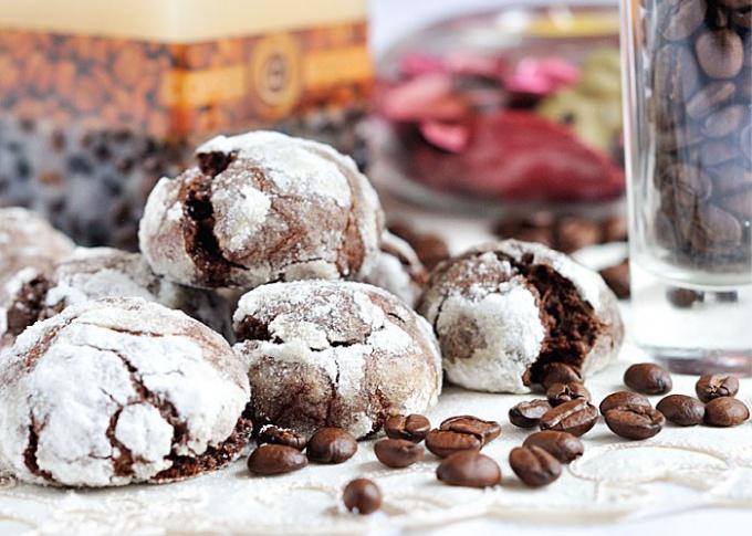 Шоколадное печенье в аэрогриле — photo 4