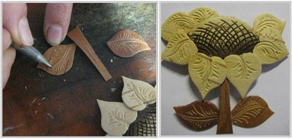 Изделия из бересты мастер класс с пошаговым фото