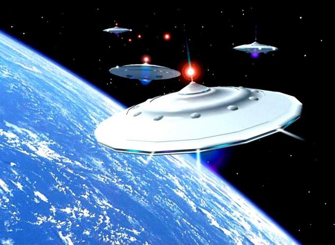 Официальных доказательств существования НЛО нет