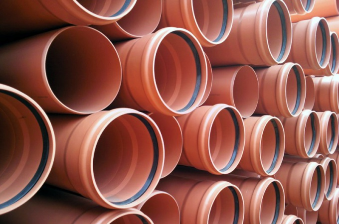 канализационные трубы из полимеров