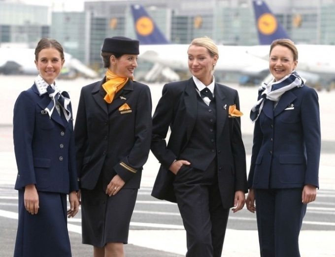 Where to teach flight attendants