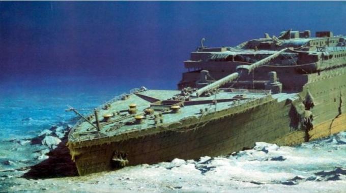 """Почему корабль назвали """"Титаник"""""""