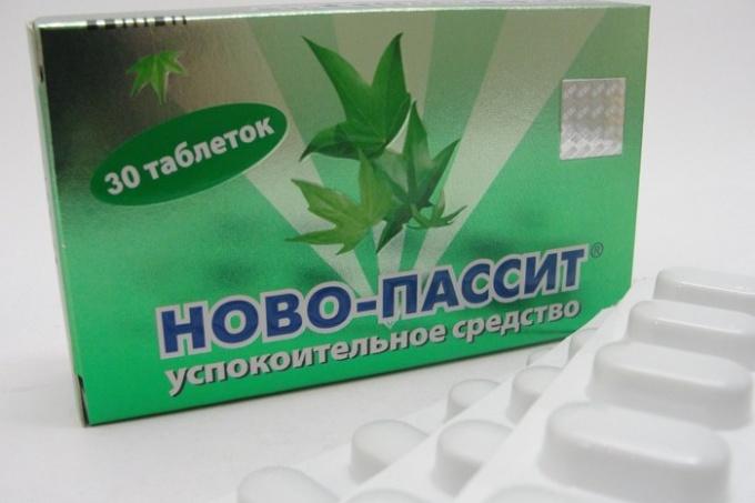 """Как пить """"Новопассит"""""""