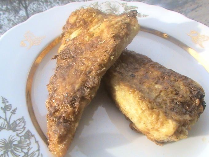 """Как сделать закуску """"Рыбьи хвостики"""""""