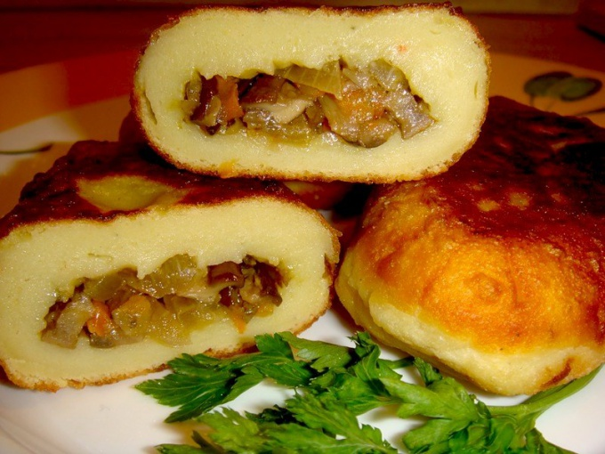 Украинские картопляники: рецепт приготовления
