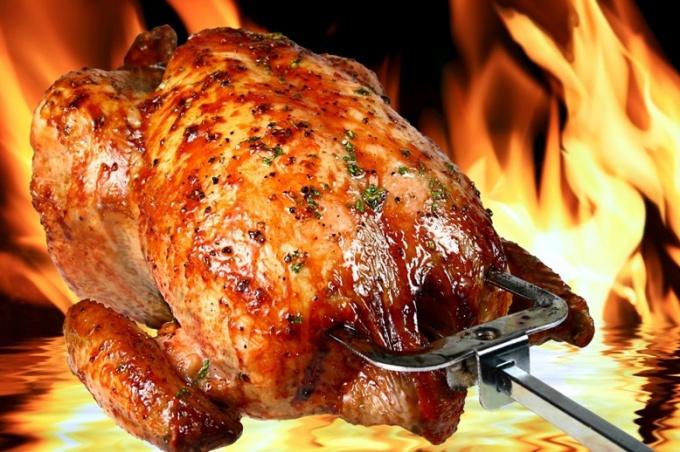 Как приготовить курицу-гриль в домашних условиях