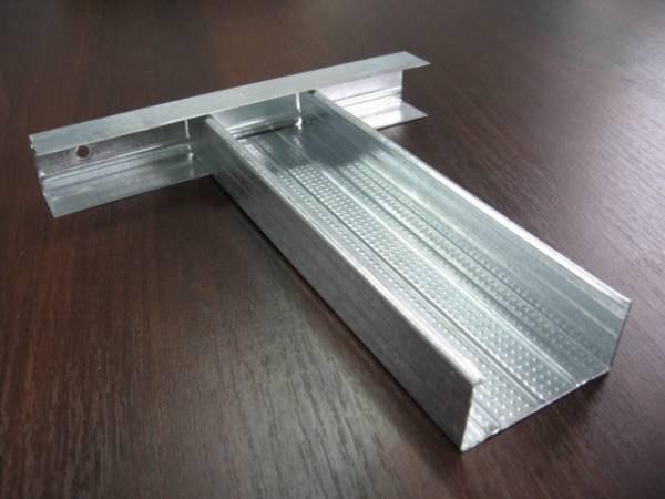 Качественный металлический профиль для гипсокартона