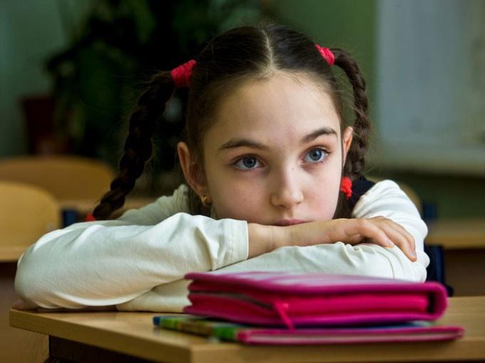По какой причине ребенок может не идти в школу