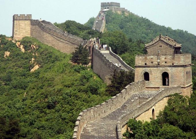 Путешествие по Китаю