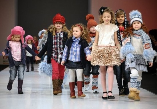 What is children's fashion
