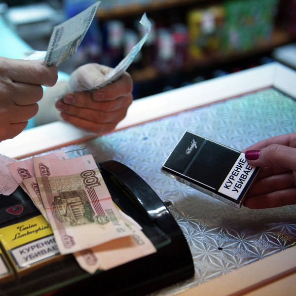 Сигареты все больше требуют денег