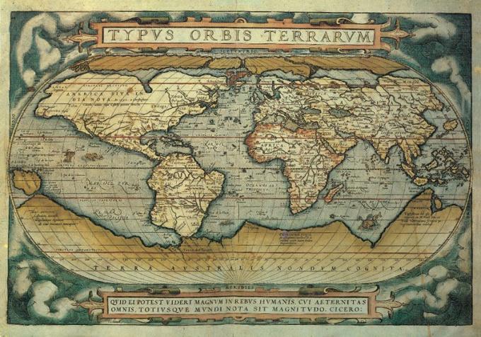 Какой материк и почему называют Новым светом